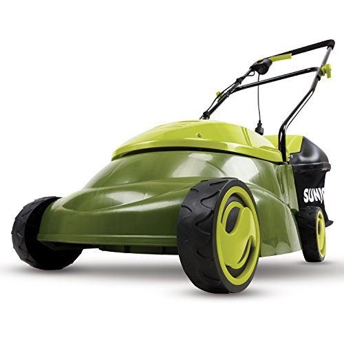 Top 5 Best Self Propelled Lawn Mower Reviews - Sun Joe MJ401E Mow Joe 14-Inch 12 AMP Electric Lawn Mower With Grass Bag  Review