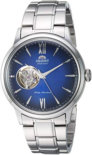 10 Cheap Men's Watches That Look Expensive In 2019 - Orient Helios Stainless Steel Automatic Watch for Men