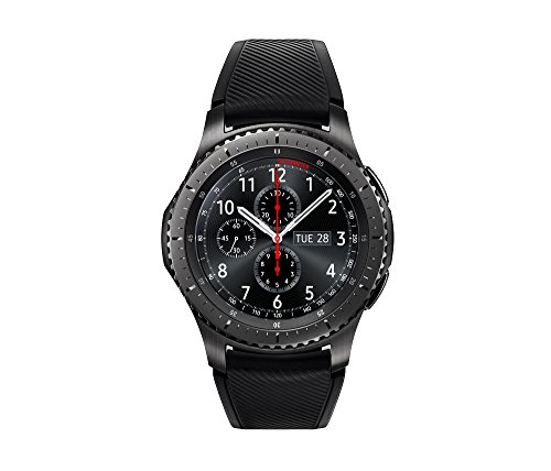 10 Cheap Men's Watches That Look Expensive In 2019 - Samsung Gear S3 Smartwatch, SM-R760NDAAXAR