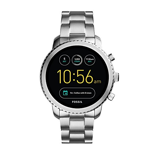 10 Cheap Men's Watches That Look Expensive In 2019 - Fossil Men's Gen 3 Touchscreen Smartwatch