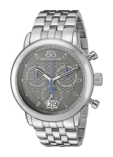 10 Cheap Men's Watches That Look Expensive In 2019 - 88 Rue du Rhone 87WA140002