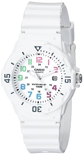 Top 13 Cheap Women's Watches That Look Expensive - Casio Women's LRW200H-7BVCF Watch