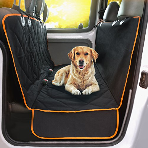 10 Best Dog Seat Covers for Leather Seats 2019 - Doggie World Dog Car Seat Cover