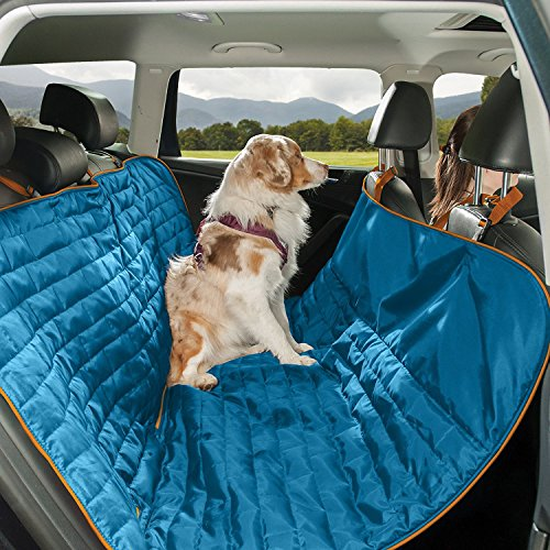 10 Best Dog Seat Covers for Leather Seats 2019 - Kurgo Loft Hammock Car Seat Cover