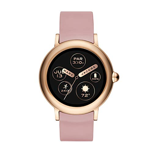 10 Best Women's Watches Under 500 In 2019 - Marc Jacobs Smartwatch Powered with Wear OS by Google